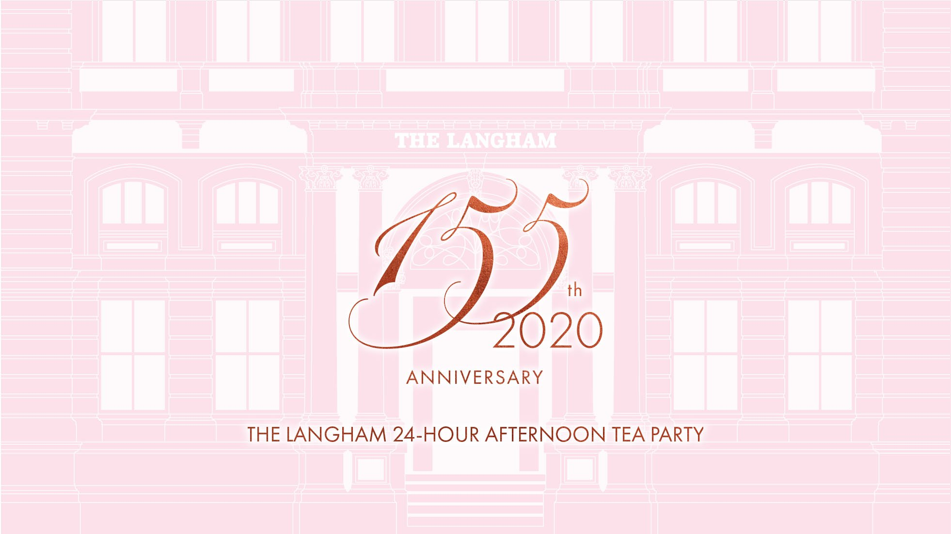 OPERA STARS, MASTER CHEFS, CALLIGRAPHERS, MUSICIANS, ARTISTS AND PHOTOGRAPHERS TO HEADLINE THE 24-HOUR LIVESTREAM FOR THE LANGHAM 155TH ANNIVERSARY