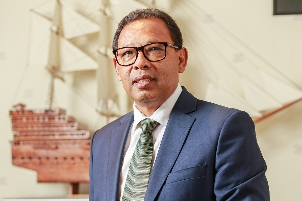 SPOTLIGHT ON Joël RANDRIAMANDRANTO, Minister of Transport, Tourism, and Meteorology, Madagascar