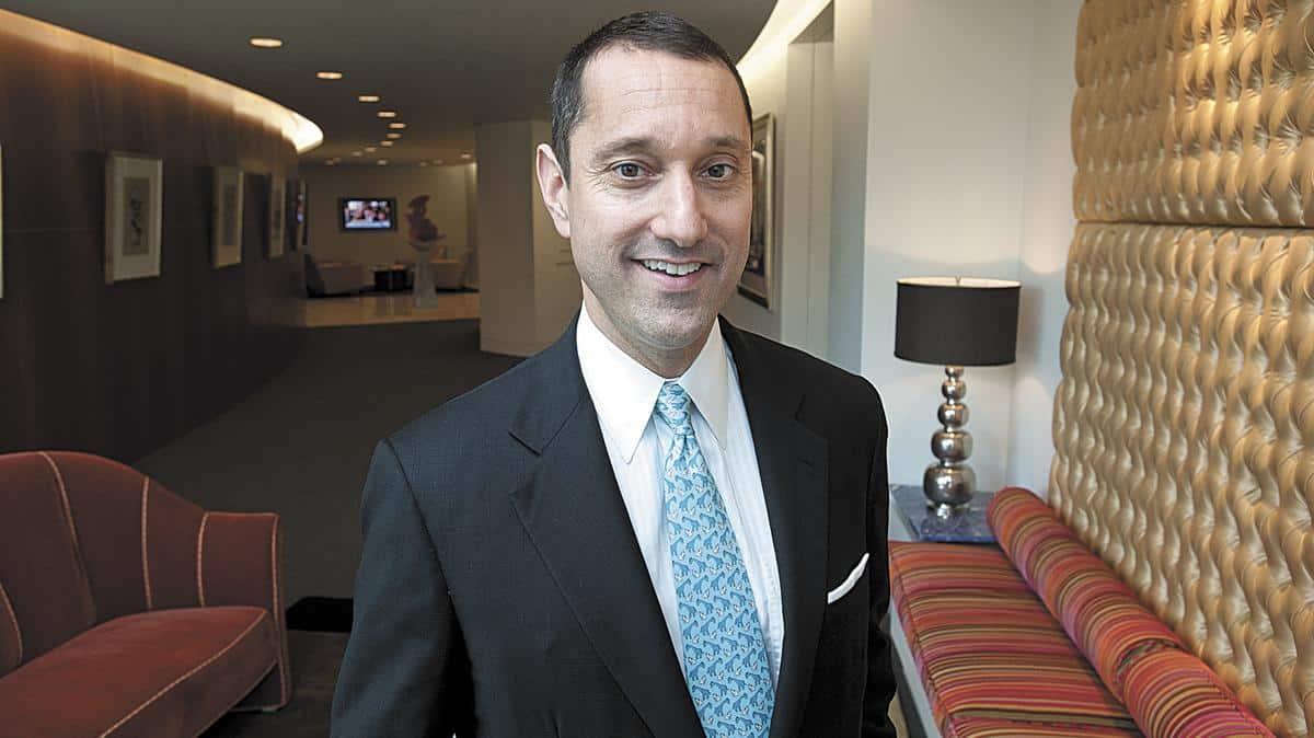 SPOTLIGHT ON Jonathan Blue, Chairman & Managing Director, Blue Equity