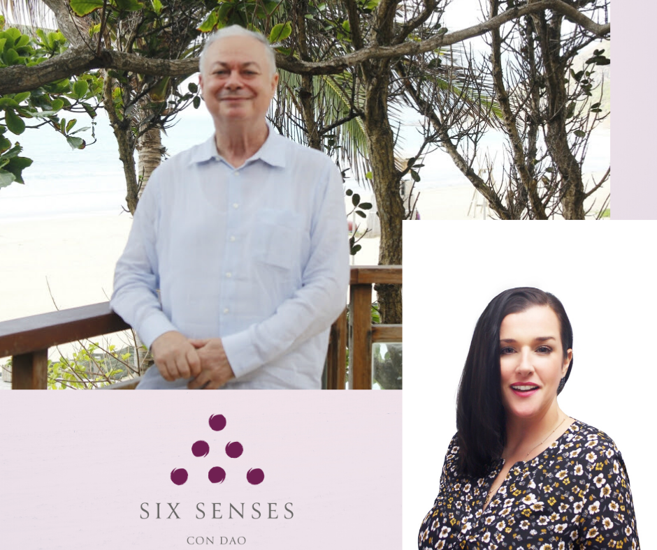 Six Senses Con Dao Appoints New General Manager and Director of Sales and Marketing