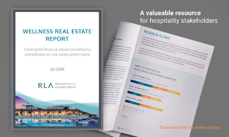 Wellness Real Estate Report, RESOURCES FOR LEISURE ASSETS (RLA)