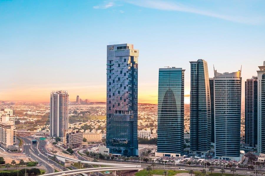 SPOTLIGHT ON Stephen Meredith, General Manager, Taj Jumeirah Lakes Towers, Dubai