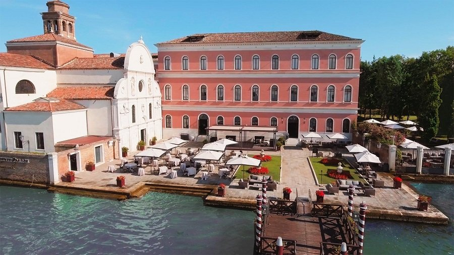 San Clemente Palace Kempinski Recognized as The Top Hotel in Venice by Condé Nast Traveler Readers' Choice Awards 2020