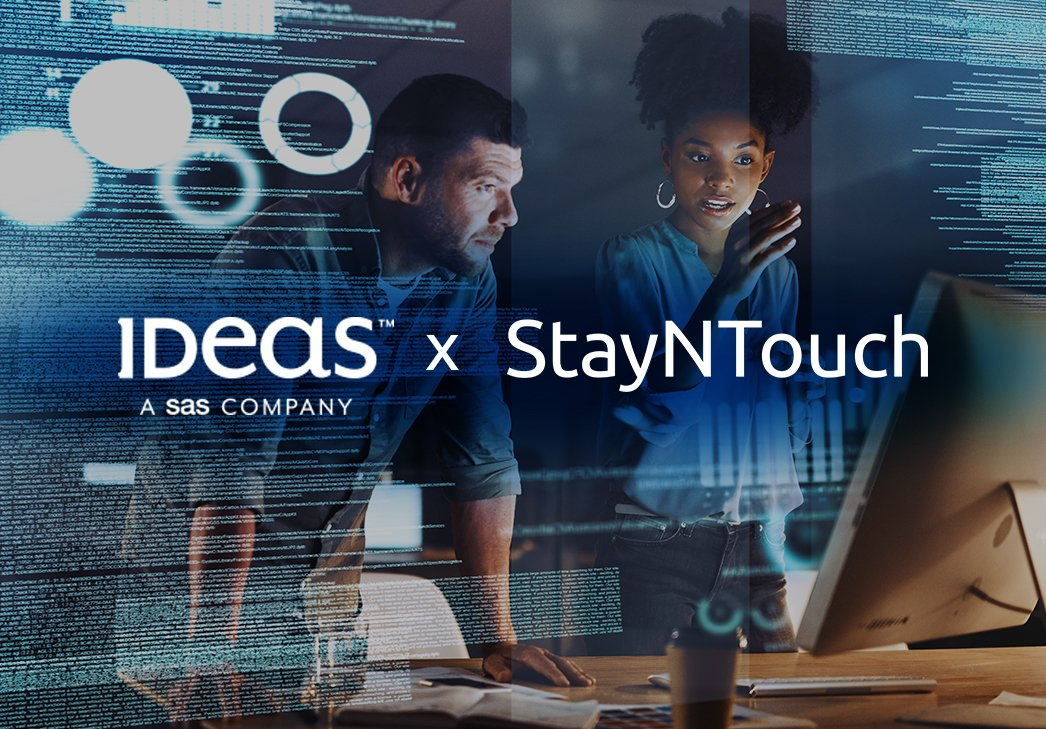 StayNTouch and IDeaS Enhance Cloud Connection, Helping Hotels Master Revenue Management