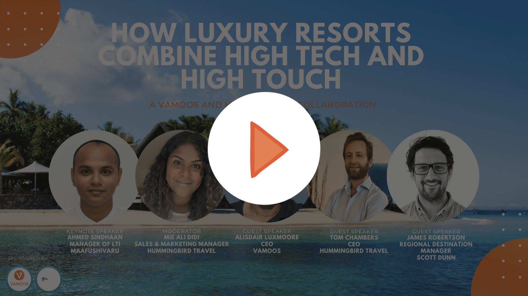 [VIDEO] High Tech is Here to Stay in Luxury Travel
