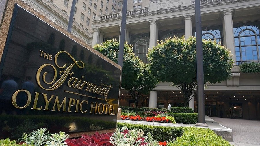 SPOTLIGHT ON Sunny Joseph, Fairmont Olympic General Manager