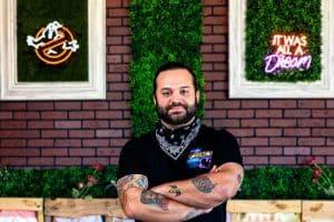 Chef Marc Marrone