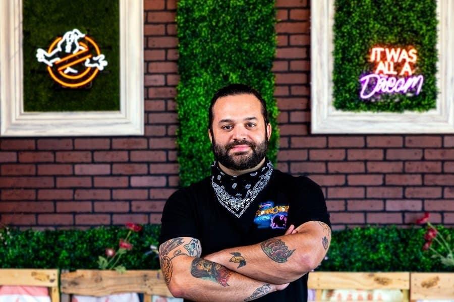 SPOTLIGHT ON Marc Marrone, Culinary Consultant at Dream Doha