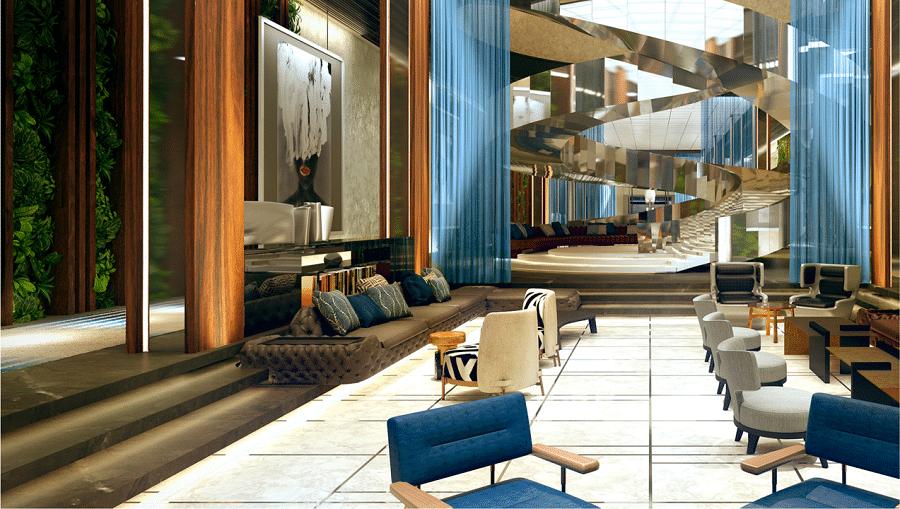 Dream Doha Lobby