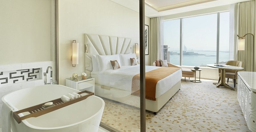 the-st. Regis Dubai, The Palm - Deluxe Room - 120521 _MR