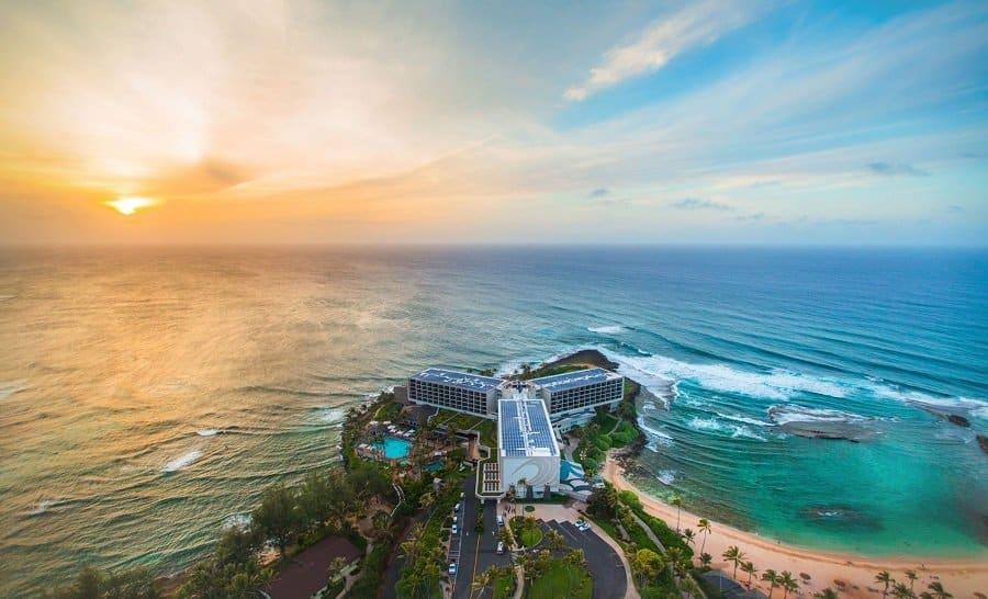 SPOTLIGHT ON Clayton van Hooijdonk, Resort Manager, Turtle Bay Resort on Oahu's North Shore