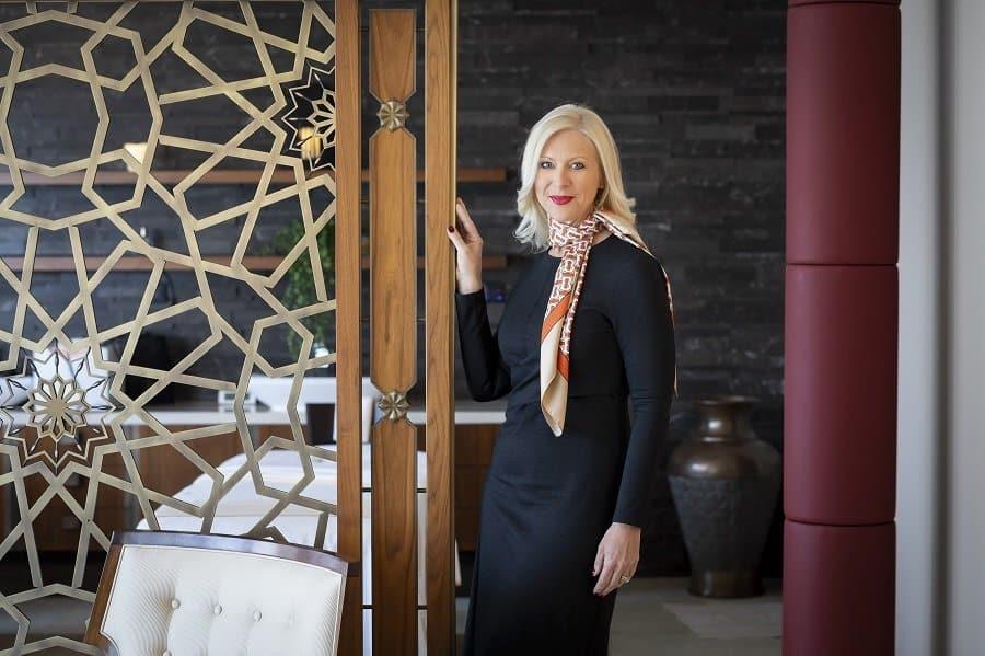 SPOTLIGHT ON Amanda Elder, Chief Commercial Officer and Member of the Management Board Kempinski Hotels