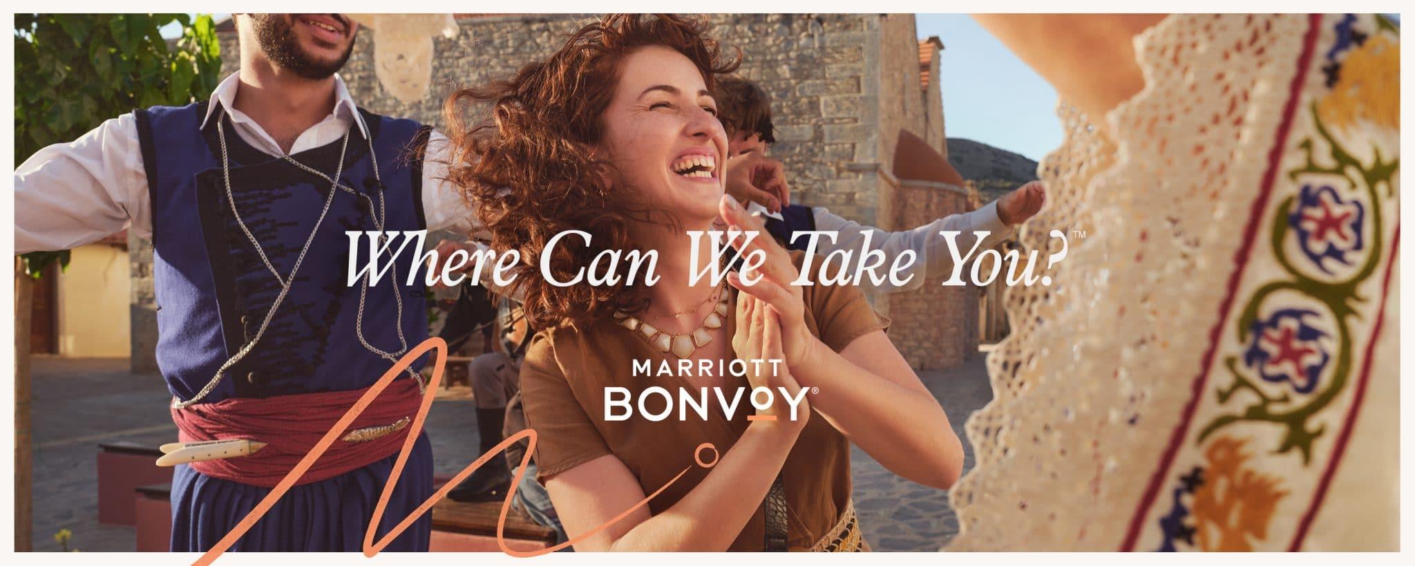 Marriott Bonvoy Proclaims the Transformative Power of Travel