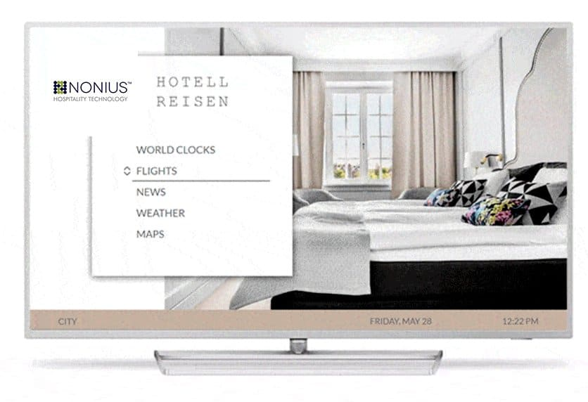 Hotell Reisen invests in technology to improve the guest experience