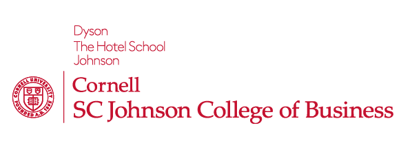Cornell SC Johnson College of Business