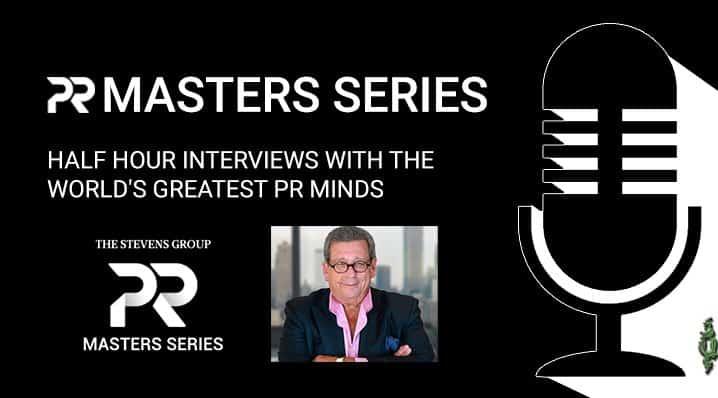 PR Masters Series Podcast, Episode #51 – Mathew Evins